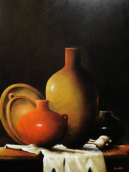 Traditional treasure by Julio Ortiz