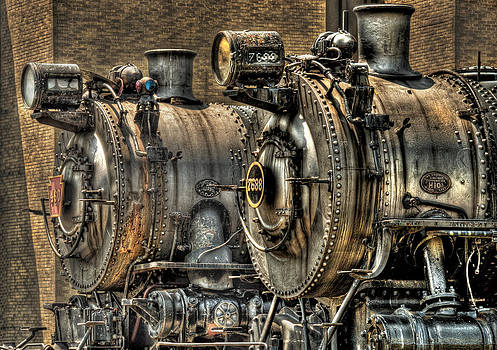 Mike Savad - Train - Engine - Brothers Forever