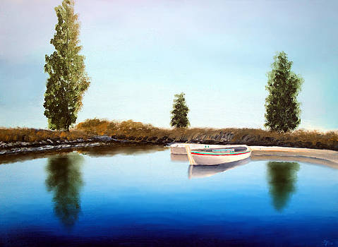 Tranquil Waters by Larry Cirigliano