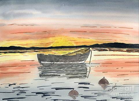 Tranquility by Eva Ason