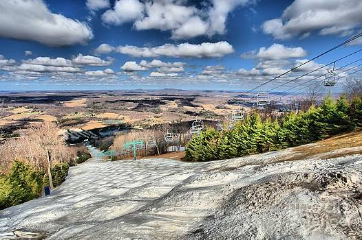 Adam Jewell - Transition