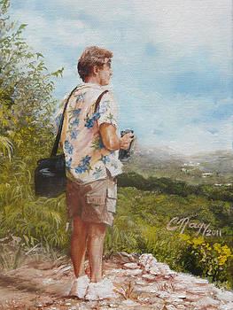 Traveler by Celeste Nagy