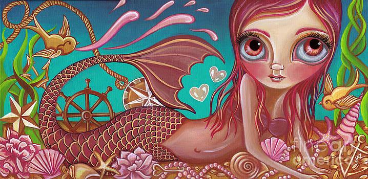 Treasures of the Sea by Jaz Higgins