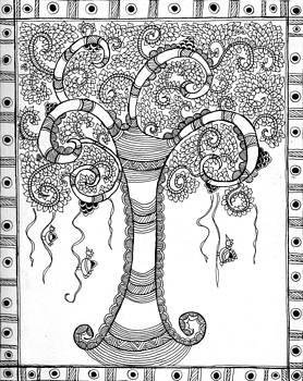 Tree of Life by Shruti Aggarwal