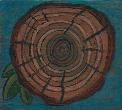 Tree Ring by Kristen Fagan