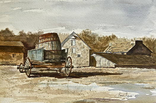 Frank SantAgata - Tribute to Andrew Wyeth I