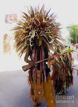 Trini Mas - Indian   by Rosa Mahabir