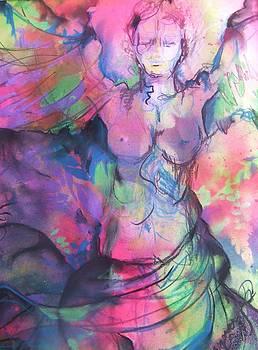Trinity Angel by Joyce Garvey