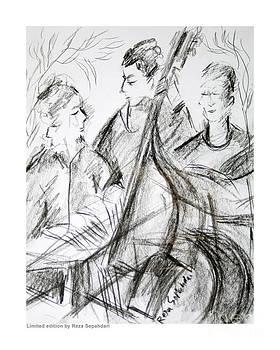 Trio by Reza Sepahdari