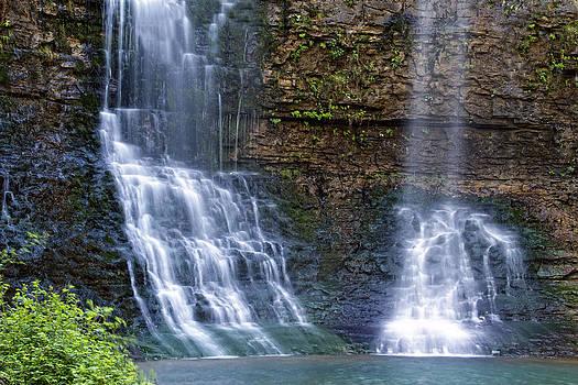 Triple Falls by Katherine Worley