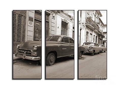 Triptych  by Sergey Korotkov