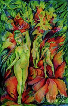 Anna  Duyunova - Tropical Fantasy