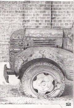Truck  by Milo Marx