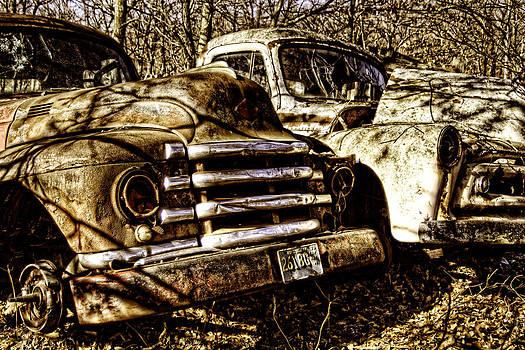 Richard Hinton - Trucks