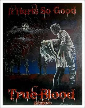 True Blood by Chris Mc Crossan