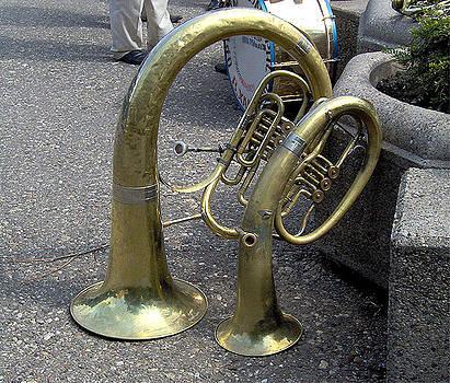 Trumpets by Emilija Cerovic