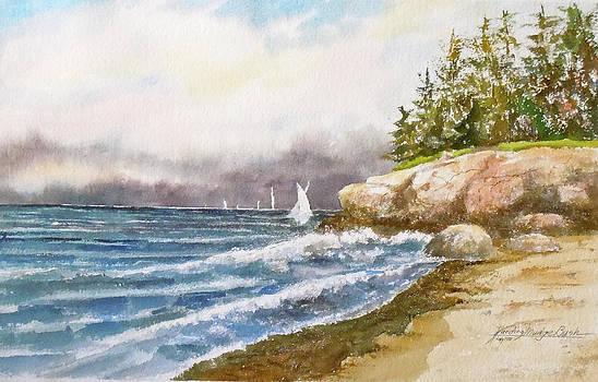 Truscott Point II  by Harding Bush