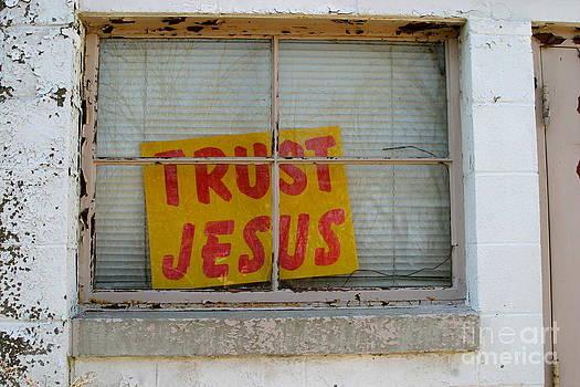 Trust Jesus by James Thomas