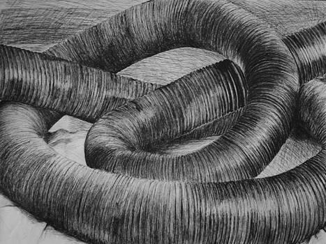 Tube by Leslie Ann Hammer