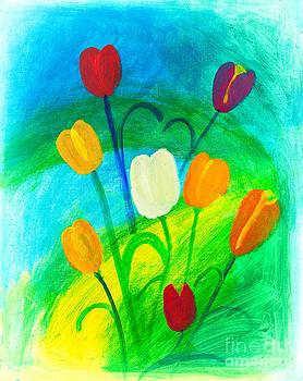 Simon Bratt Photography LRPS - Tulips in nature