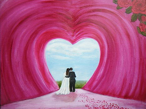 Tunnel Of Love by Nancy L Jolicoeur