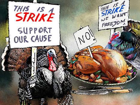 Miki De Goodaboom - Turkey Strike