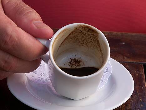 Turkish Coffee by Sandy Collier