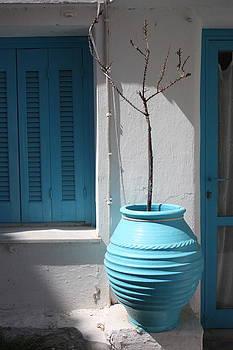 Yvonne Ayoub - Turquoise 01