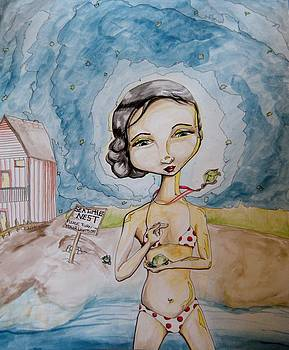Turtle Love by Victoria Dietz