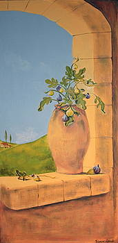 Yvonne Ayoub - Tuscan Figs