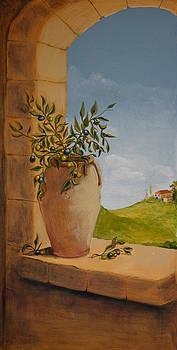 Yvonne Ayoub - Tuscan Olives