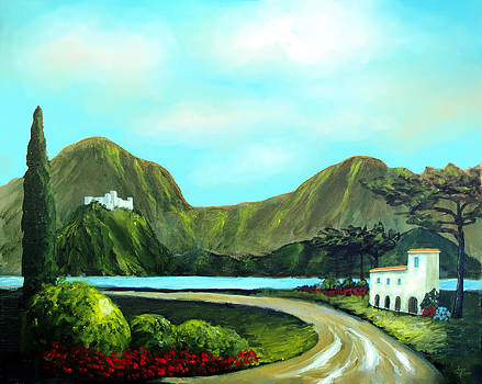 Tuscan Views by Larry Cirigliano