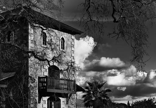 Mick Burkey - Tuscan Villa