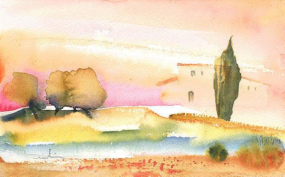 Miki De Goodaboom - Tuscany Dream