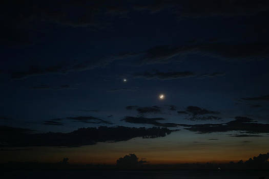 Twilight Lights by Matt Merritt