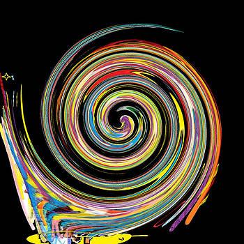 Twirls by Mary Jo Scercy