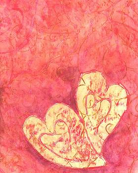 Two Hearts by Sara Bell