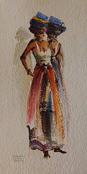 Two Xhosa Women by Harold Kimmel