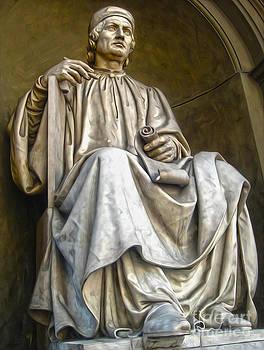 Gregory Dyer - Uffizi Gallery - Cosimo Medici