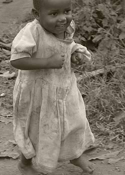 Ugandan Beauty by Tia Anderson-Esguerra