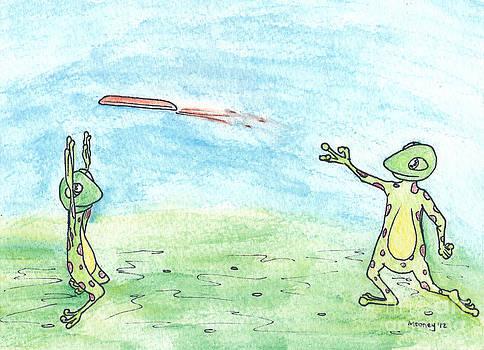 Michael Mooney - Ultimate Froggie