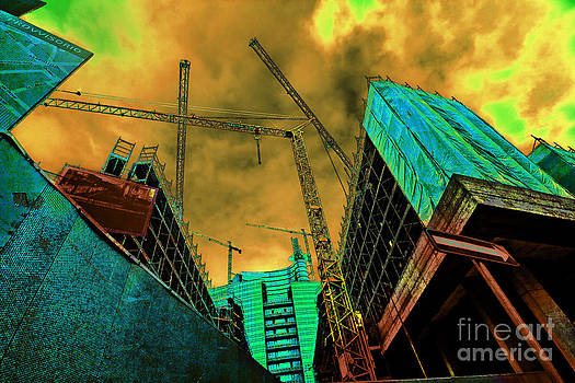 Under Construction 5 by Adriano Pecchio