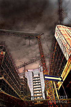 Under Construction Two by Adriano Pecchio