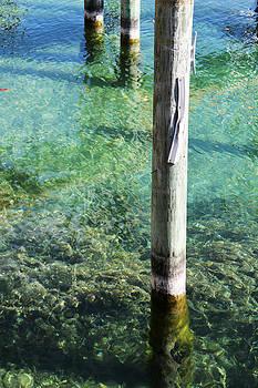 Under the Docks by Sheryl Burns