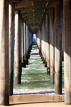Paul Velgos - Under the Pier in Orange County California