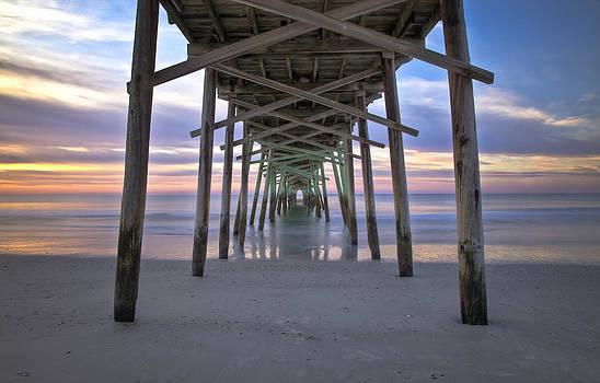 Under the Pier by Jeremy D Taylor