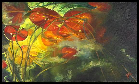 Underwater Lily by Jami Childers