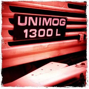 Unimog by Sugih Arto Andi Lolo