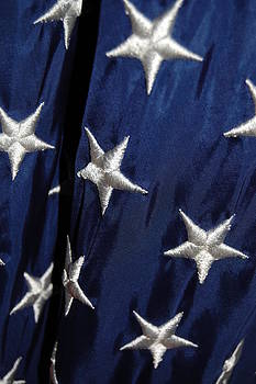 United States Flag 3 by Paul Thomley