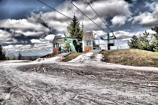 Adam Jewell - Unseasonably Warm
